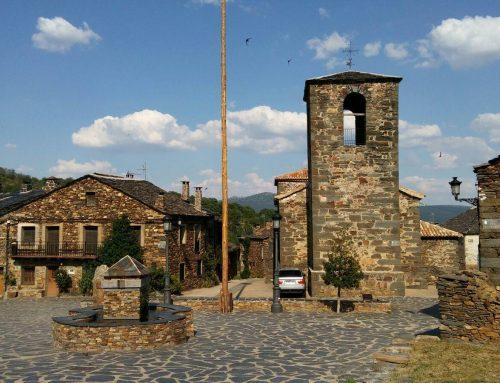 Ruta por los pueblos de la arquitectura Negra de Guadalajara